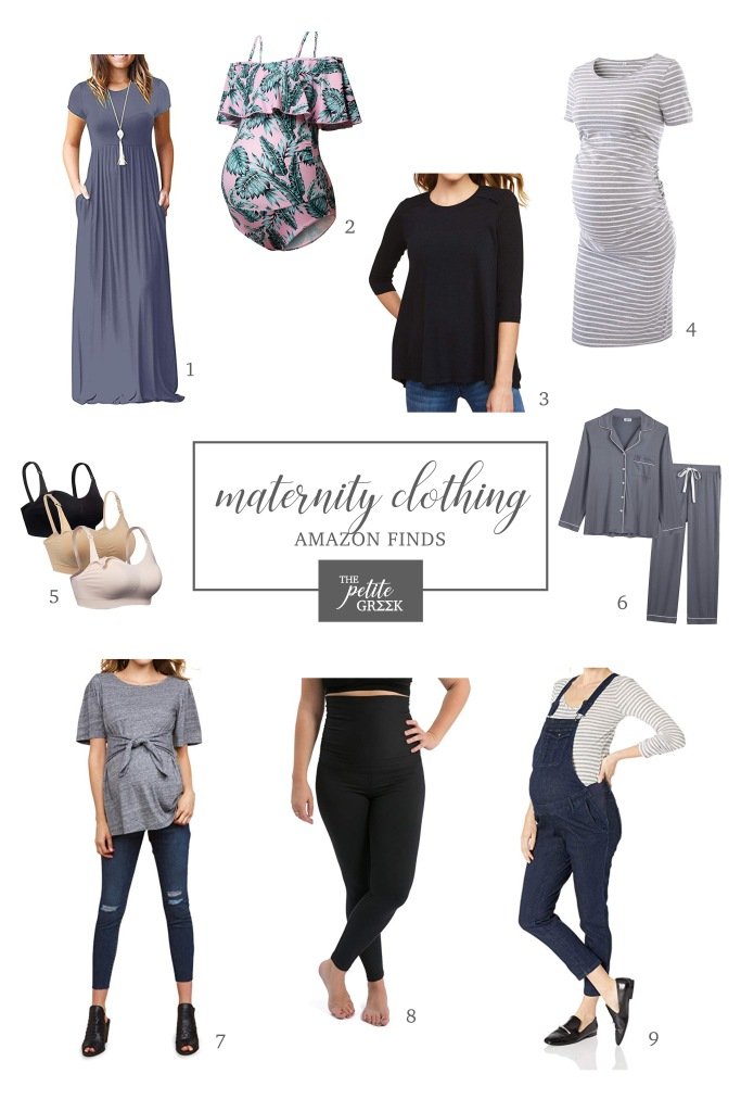 Amazon S Best Selling Maternity Outfits With Buzzfeed The Petite Greek